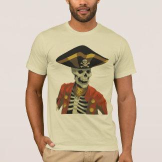T-shirt Chemise fantomatique 1 de pirate