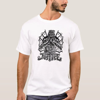 T-shirt Chemise fantôme