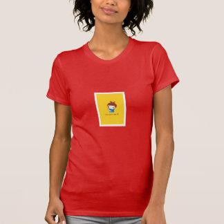 T-shirt Chemise Féminine We Can De it