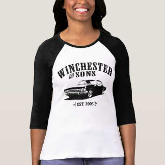 T-shirt Chemise Féminine Winchester's And Sons