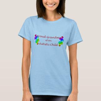 T-shirt Chemise fière de grand-maman
