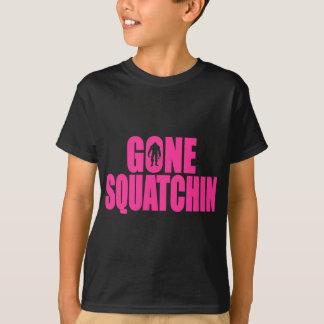 T-shirt Chemise FindingBigfoot de SQUATCHIN ALLÉE par Bobo