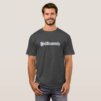 T-shirt Chemise foncée de Drivemode horizontale