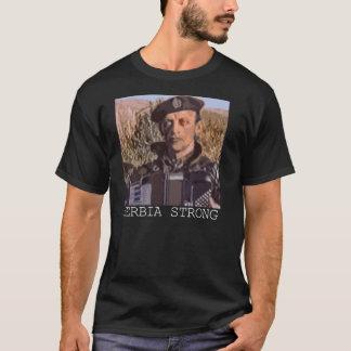 T-shirt Chemise forte de la Serbie (Dat font face au