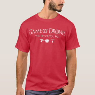 T-shirt Chemise Game of Drones