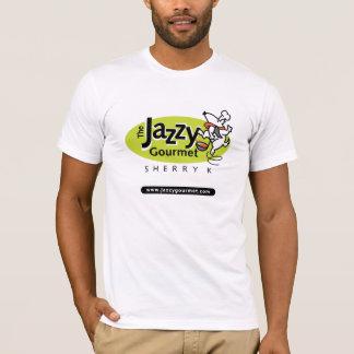 T-shirt Chemise gastronome bariolée