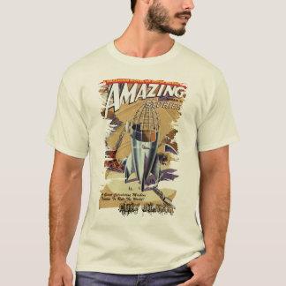 T-shirt Chemise géante de machine