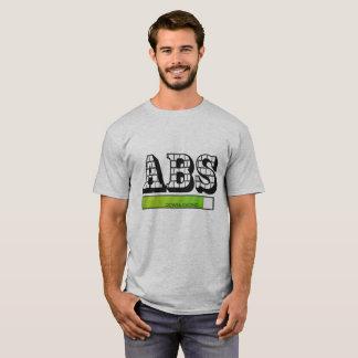 T-shirt Chemise graphique de forme physique d'impression