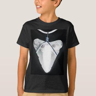T-shirt Chemise hawaïenne de dent de requin