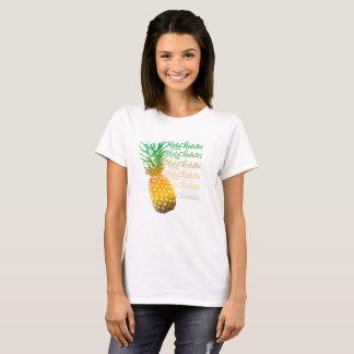T-shirt Chemise hawaïenne de Hala-Kahiki