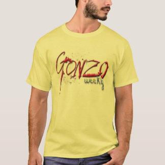 T-shirt Chemise hebdomadaire particulière originale de YER