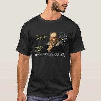T-shirt Chemise hérétique de visite de conférence de