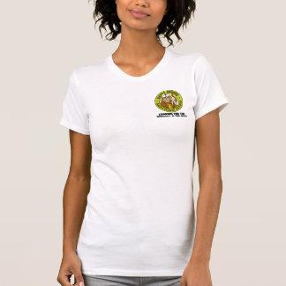 T-shirt Chemise heureuse 2 d'inspecteurs de banane de