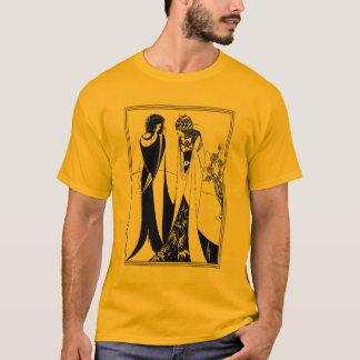 T-shirt Chemise :  Illustration de Beardsley - John et