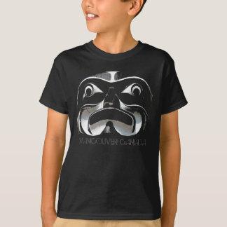 T-shirt Chemise indigène de souvenir de Haida de Vancouver