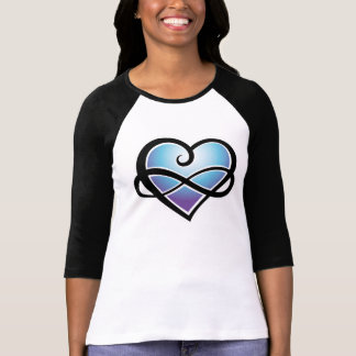 T-shirt Chemise infinie d'amour
