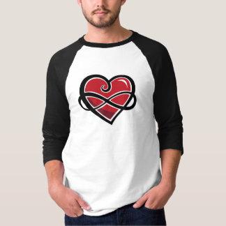 T-shirt Chemise infinie d'amour