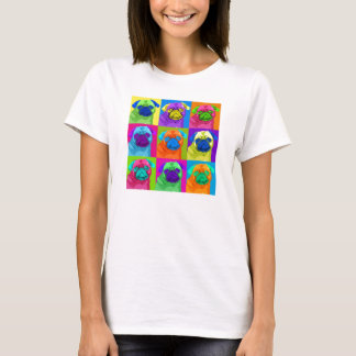 T-shirt chemise inspirée de carlin