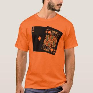 T-shirt Chemise inverse de nerf de boeuf