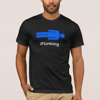 T-shirt chemise iPlanking