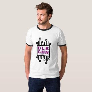 T-shirt Chemise irritable de Blockchain de conception