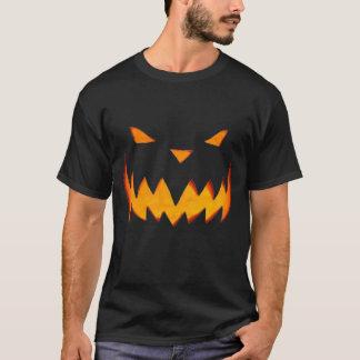 T-shirt Chemise Jack-o'-lantern de Halloween