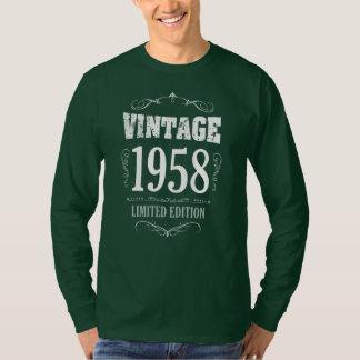 T-shirt Chemise la cinquantième des hommes drôles