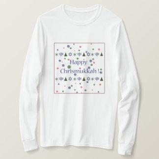 T-shirt Chemise laide de Hanoukka de Noël