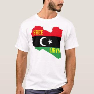T-shirt Chemise libre de la Libye