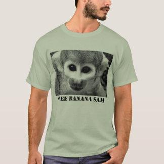 T-shirt Chemise libre de Sam de banane
