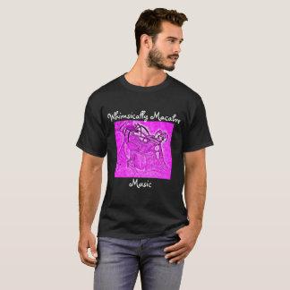 T-shirt Chemise lunatique macabre