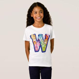 T-Shirt Chemise magique d'animal familier de Webkinz W