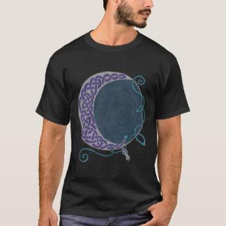 T-shirt Chemise magique de minuit (version foncée)