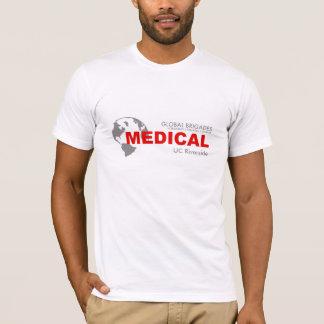 T-shirt Chemise médicale globale personnalisable de