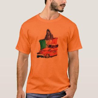 T-shirt Chemise mexicaine d'art populaire d'avenue Maria