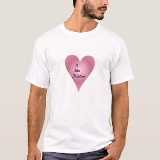 T-shirt chemise mignonne