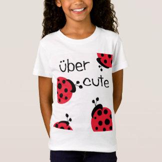 T-Shirt chemise mignonne des coccinelles II d'uber