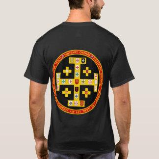 T-shirt Chemise militaire de joint d'ordres