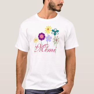 T-shirt Chemise Mimi fleurie