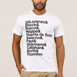 T-shirt Chemise moderne d'Autrichiens