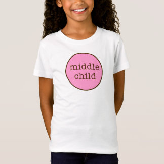 T-Shirt Chemise moyenne d'enfant
