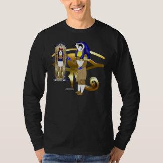 T-shirt Chemise nanoe de la douille des hommes magiques de