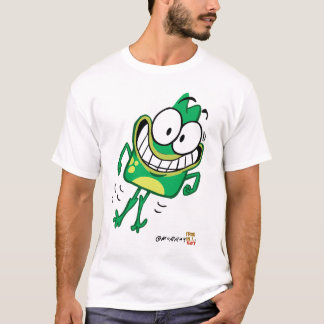 T-shirt Chemise nerveuse de Peete