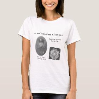 T-shirt Chemise noire de Centennial de Tom