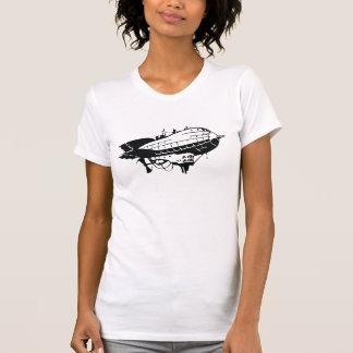 T-shirt Chemise noire de Stubbington de voie HMP