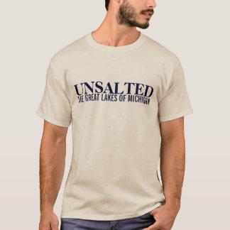 T-shirt Chemise non salée de douille du Michigan longue