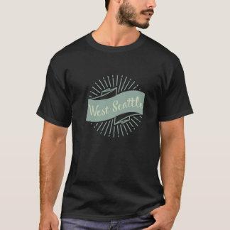 T-shirt Chemise occidentale de fierté de Seattle