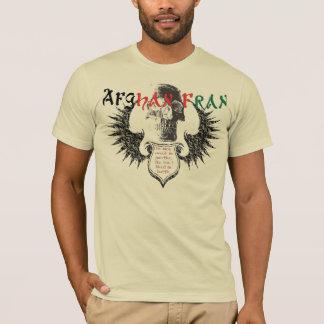 T-shirt Chemise originale de Fran d'Afghan