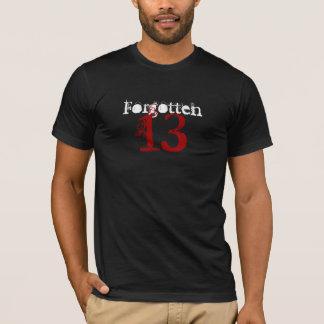 T-shirt Chemise oubliée de 13 R.o.G