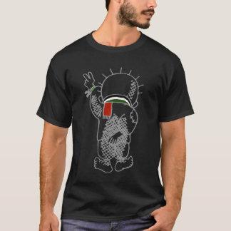 T-shirt Chemise palestinienne d'enfant de Handala